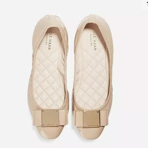 Cole Haan Tali Modern Bow Ballet Shoes